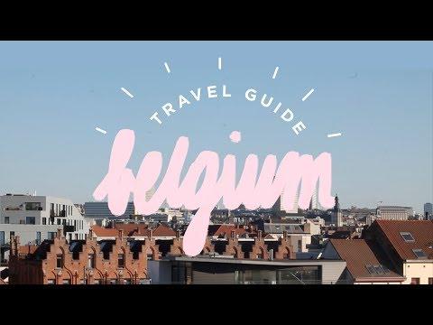 Belgium Travel Guide | Cosa vedere/mangiare/fare in Belgio (Anversa, Bruxelles, Gand, Brueges)