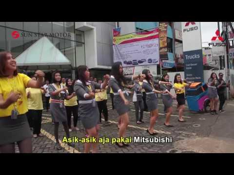 Goyang Asik Asik Mitsubishi Sun Star Prima Motor Fatmawati Jakarta