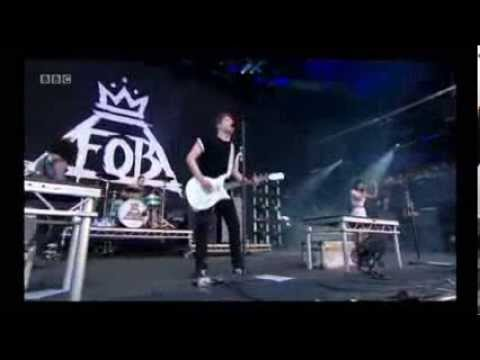 Fall Out Boy FT Foxes  Just One Yesterday Live Reading
