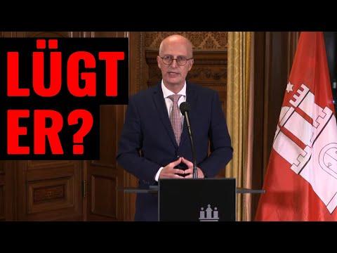Lügt Hamburgs Bürgermeister bewusst oder kennt er die Zahlen nicht?