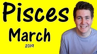 Pisces March 2019 Horoscope | Gregory Scott Astrology