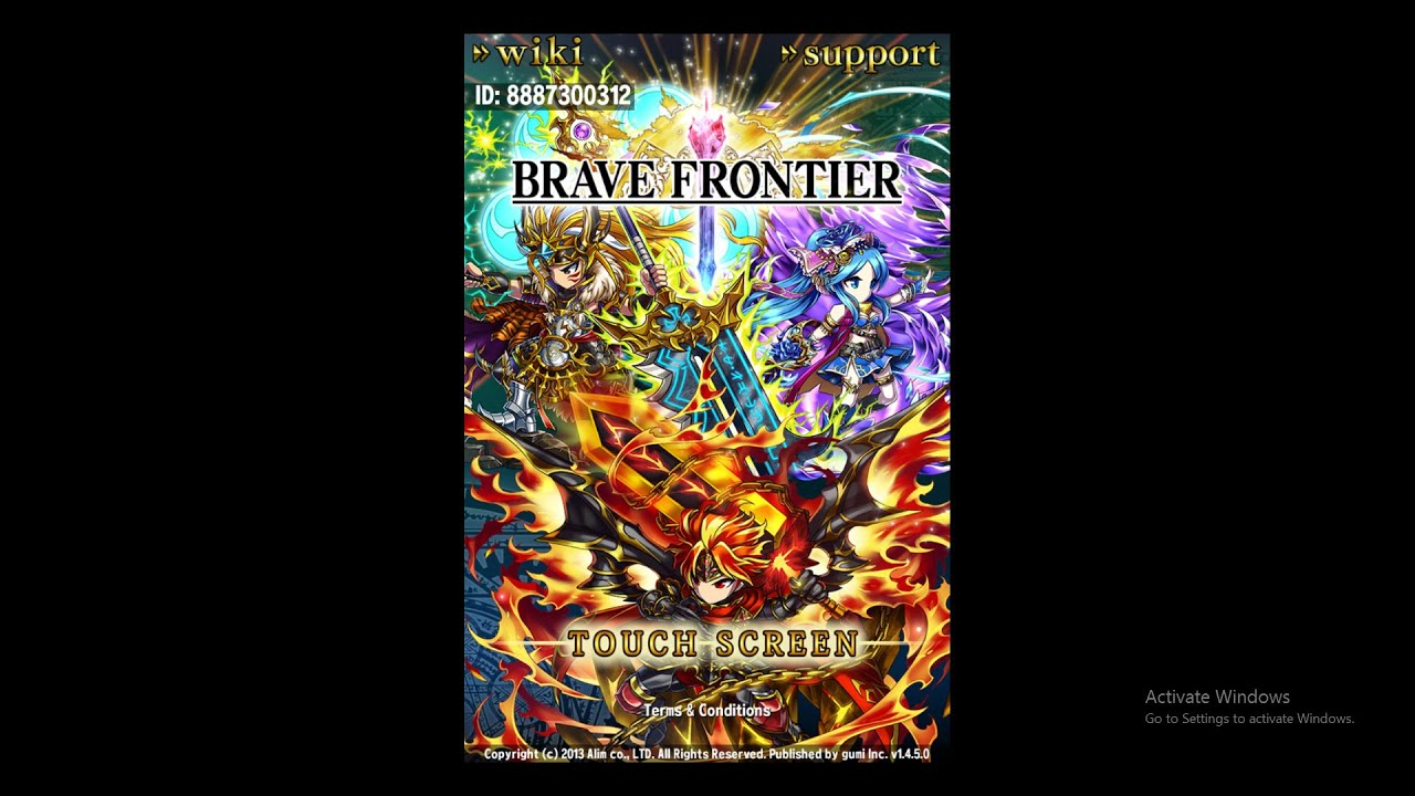 Omni Future Brave Frontier Evolution - Exploring Mars