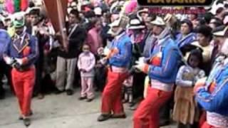 Pomabamba Huanca danza que lo identifica