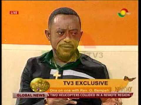 NewDay - Exclusive Interview with Rev Owusu Bempah - 11/3/2015