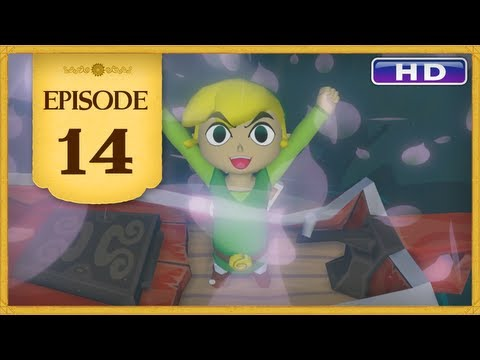 The Legend of Zelda: The Wind Waker HD - Episode 14 | Sailing The Great Sea