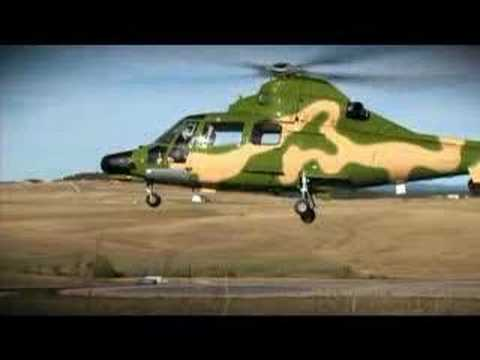 Rotor Leasing's Dauphin Helicopter Promo