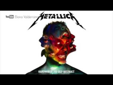 Metallica Hardwired  audio