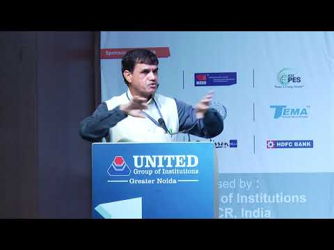 Dr. M P Poonia Vice Chairman AICTE at United Group of Institutions Greater Noida.