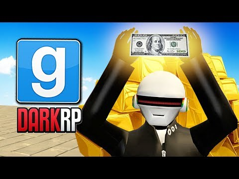 The RICHEST Player.. (Gmod DarkRP)