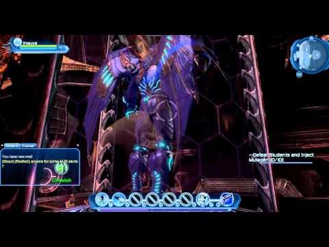 DC Universe Online Villain Tier Armor