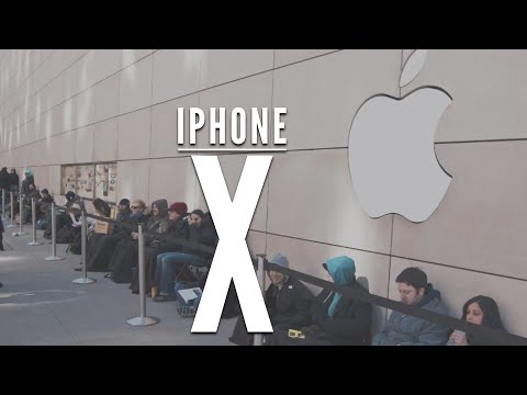 KHÔNG KHÍ NÁO NHIỆT APPLE STORE | ĐẬP HỘP Iphone X