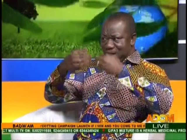 Agriculture - Badwam on Adom TV (18-10-18)