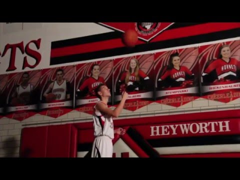 Heyworth High School Winter Sports Hype Video