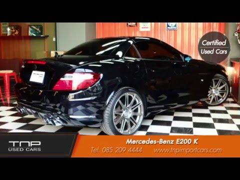 รถมือสอง Mercedes-Benz E250 Carlsson by TNP Used Cars