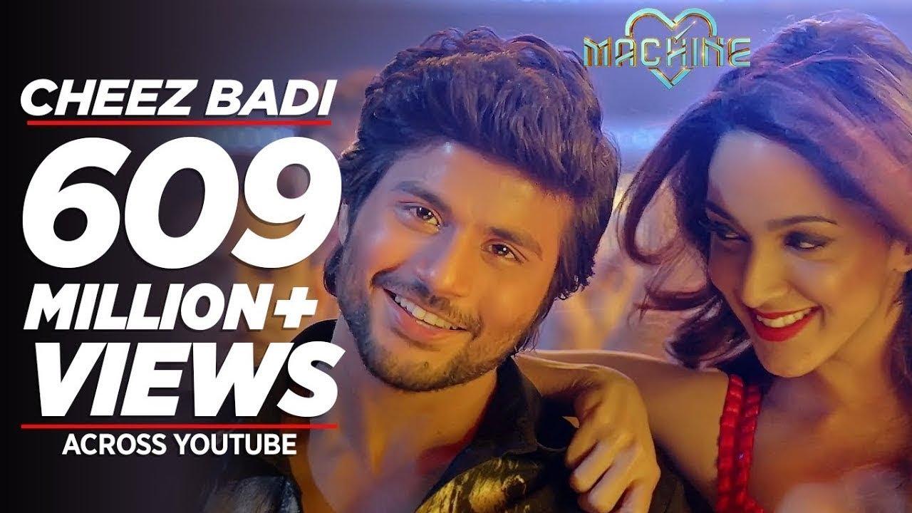 Download Cheez Badi Bollywood Song | Machine | Mustafa & Kiara Advani | Udit Narayan & Neha Kakkar | T-Series