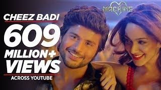 Cheez Badi Bollywood Song   Machine   Mustafa & Kiara Advani   Udit Narayan & Neha Kakkar   T-Series