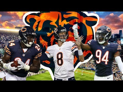 Chicago Bears 2017 Hype Video  ᴴᴰ