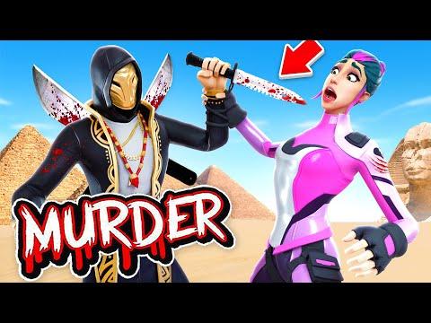 MÖRDER in ÄGYPTEN   Fortnite MURDER Modus!