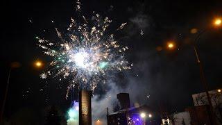 Miejski Sylwester - Olsztyn 31.12.2015
