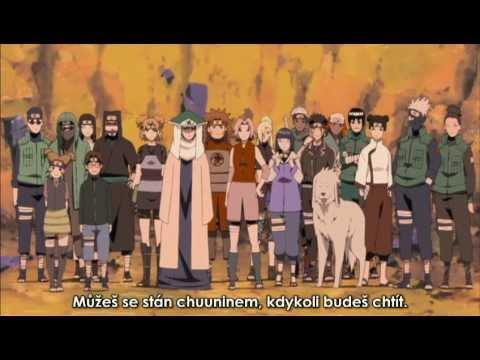 Naruto shippuden Naruto vs Konohamaru cz titulky - YouTube