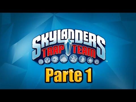 Skylanders Trap Team - Parte 1 - Español