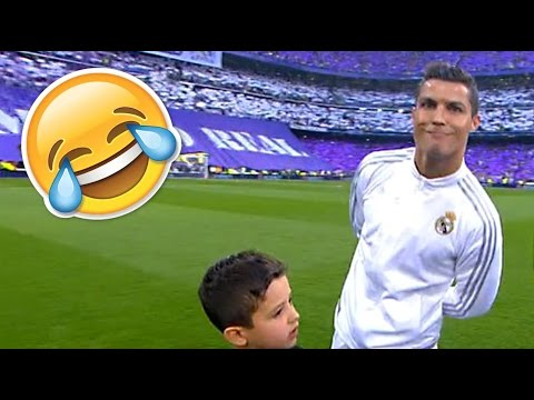 Cristiano Ronaldo ● Funny Moments 2016 HD