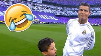 Cristiano Ronaldo ● Funny Moments 2016 HD