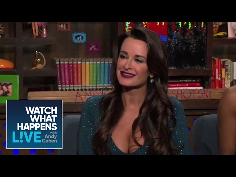 Kyle Richards Was Engaged to Whom? - RHOBH - WWHL