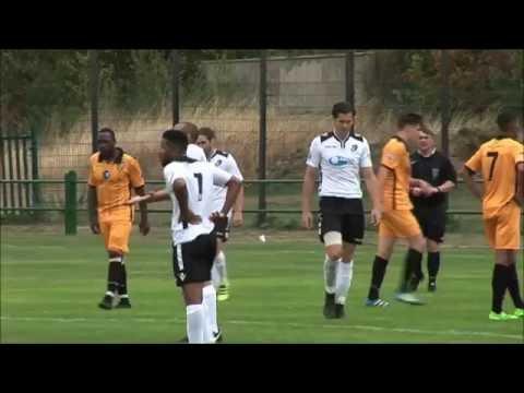 East Thurrock v Dartford Goals