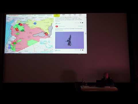 Karin Leukefeld: Der Krieg in Syrien um geostrategische Interessen (Friedensratschlag Kassel)