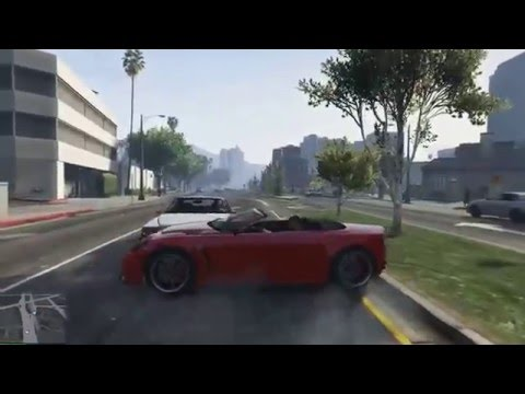 GTA 5 on Nvidia Quadro 2000