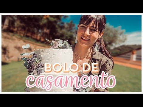 BOLO DE CASAMENTO | DANI NOCE