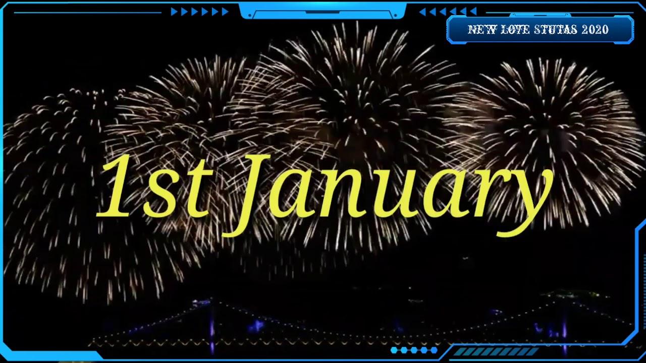 Happy New Year 2020 Whatsapp Status Video Download Mp4 ...