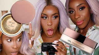 New HOURGLASS Powder: I Liked It, Then I Took a Photo... | Jackie Aina