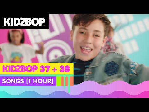 KIDZ BOP 37 & KIDZ BOP 38 Songs 1 Hour