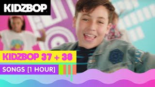 KIDZ BOP 37 & KIDZ BOP 38 Songs [1 Hour]