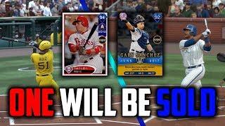 Diamond Discard Challenge VS Shelfy! MLB The Show 17 Diamond Dynasty Challenge