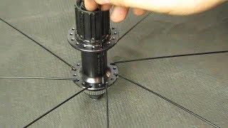 как собрать велосипедное колесо самому