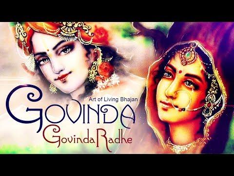 GOVINDA GOVINDA RADHE GOPAL GOPAL RADHE || POPULAR SHRI KRISHNA BHAJAN - VERY BEAUTIFUL SONG