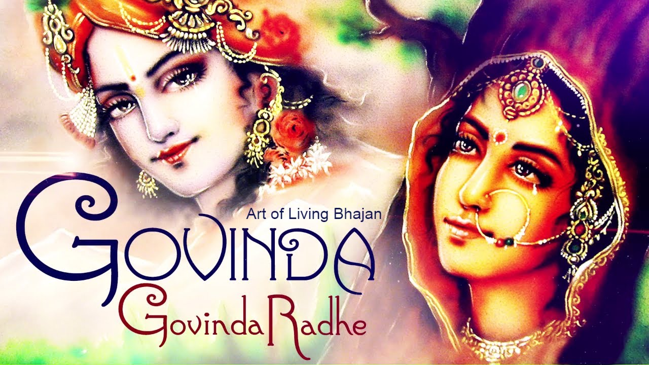 GOVINDA GOVINDA RADHE GOPAL GOPAL RADHE || POPULAR SHRI KRISHNA BHAJAN -  VERY BEAUTIFUL SONG