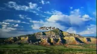 bangla song karaoke je prem sorgo theka ashe1