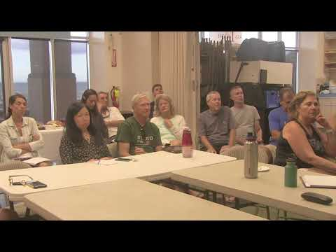 October 4, 2017 meeting of the Maui Nui Marine Resource Council