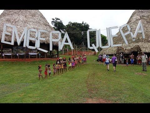 Embera Quera Indigenous Village in Panama