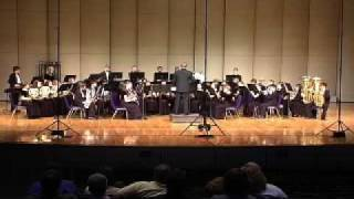 Commando March-Whitewater Middle School Symphonic Band