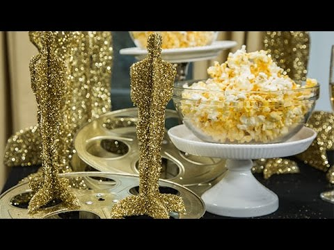 How To - Home & Family's DIY Oscar Party - Home & Family