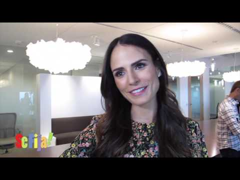 Jordana Brewster Psych's You Out on Lethal Weapon
