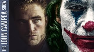Did Robert Pattinson Just Hint At Joker Crossover - The John Campea Show