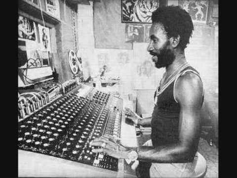 lee scratch perry conscious man dub