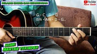 Download Mp3 Jusami Band - Mantan Terindah  Tutorial Chord Gitar Asli Versi Gampang