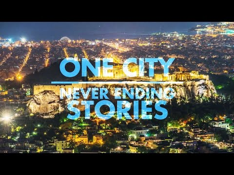 ONE CITY. NEVER-ENDING STORIES